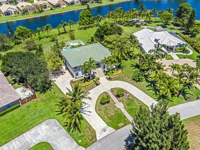 Boynton Beach Single Family Home Contingent: 9450 Listow Terrace