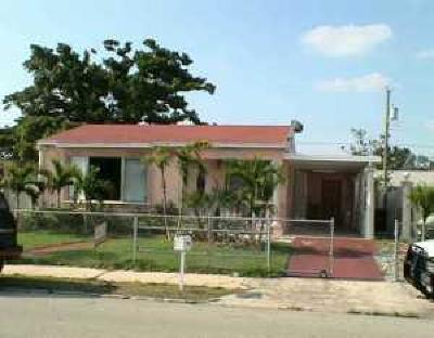 Lake Worth Single Family Home Contingent: 517 Worthmore Dr