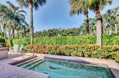 Boca Raton Single Family Home For Sale: 17571 Tiffany Trace Drive