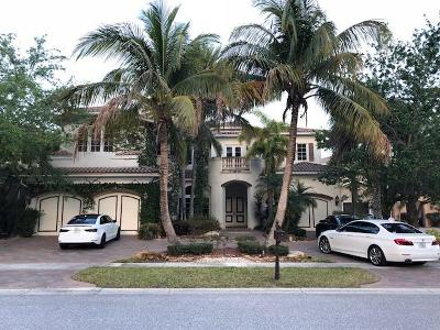 Boca Raton Single Family Home Contingent: 17541 Circle Pond Court