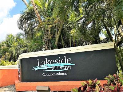 Delray Beach Condo For Sale: 820 Lavers Circle #G105