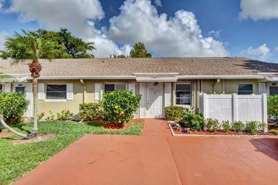 Boca Raton Condo For Sale: 8955 Sunnywood Place #C