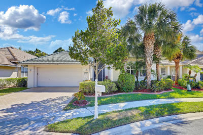 Baywinds Single Family Home For Sale: 9094 Bay Harbour Circle