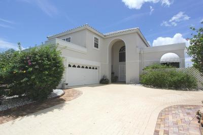 Boca Raton Single Family Home For Sale: 5479 Ascot Bend