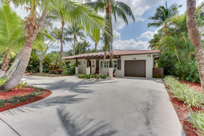 Delray Beach Single Family Home For Sale: 314 NW 16th Street