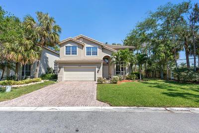Boynton Beach Single Family Home For Sale: 12205 Colony Preserve Drive