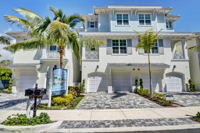 Oceanside Townhomes Townhouse For Sale: 959 Sweetwater Lane