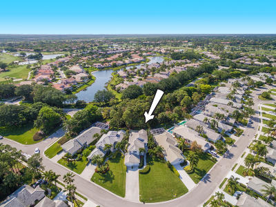 Palm Beach Gardens FL Single Family Home For Sale: $525,000