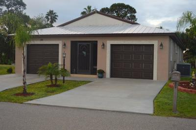 Port Saint Lucie Single Family Home For Sale: 175 Mediterranean Boulevard
