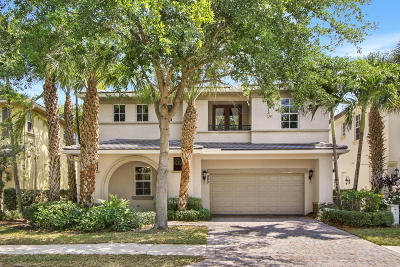 Palm Beach Gardens Single Family Home For Sale: 880 Taft Court