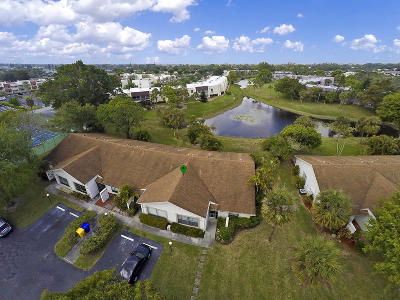 Delray Beach Single Family Home For Sale: 848 Lago Road