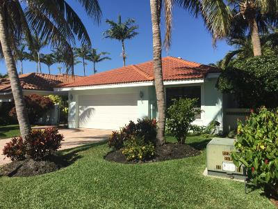 Delray Beach Rental For Rent: 3530 Ensign Circle