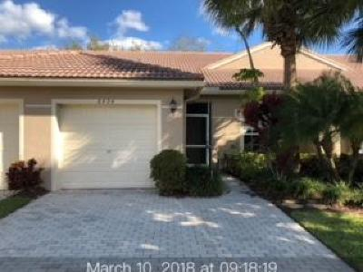 Boynton Beach Single Family Home For Sale: 8494 Logia Circle