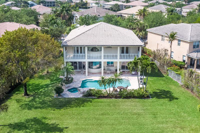 Boca Raton Single Family Home For Sale: 19329 Skyridge Circle