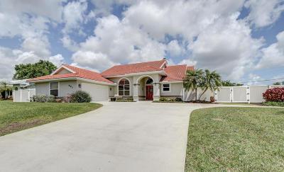 Port Saint Lucie FL Single Family Home For Sale: $279,888