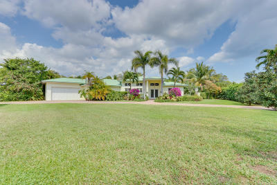 Delray Beach Single Family Home For Sale: 215 Grove Way