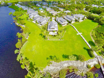 Stuart FL Single Family Home For Sale: $895,000