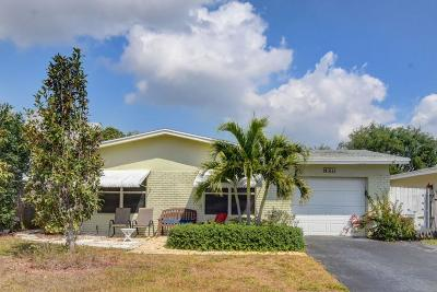 Boca Raton Single Family Home For Sale: 421 SW 1st Street