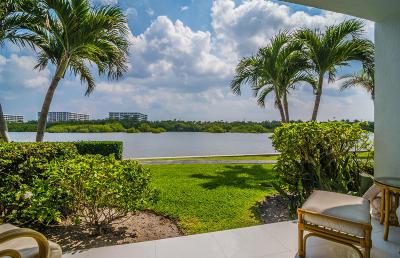Palm Beach Condo For Sale: 2165 Ibis Isle Road #5