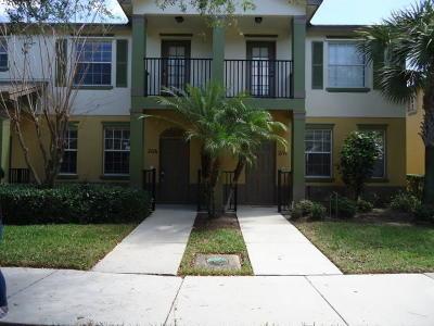 Port Saint Lucie Single Family Home For Sale: 2116 SE Grand Drive