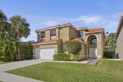 Boca Raton Single Family Home For Sale: 11117 Harbour Springs Circle