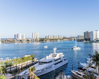 Boca Raton Condo For Sale: 600 SE 5th Avenue #608s