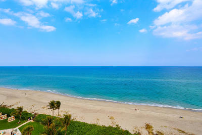 Juno Beach Condo For Sale: 450 Ocean Drive #1006