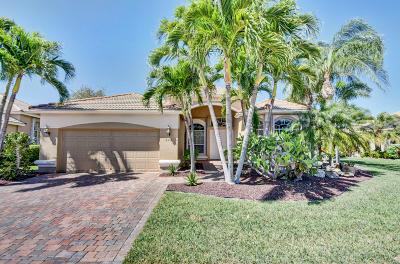 Lake Worth Single Family Home For Sale: 6555 Murano Way