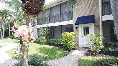 Delray Beach Condo For Sale: 809 NE 1st Street #3e