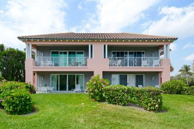 Delray Beach Condo For Sale: 2075 S Ocean Boulevard #6a