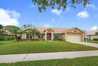 Delray Beach Single Family Home For Sale: 2519 Par Circle