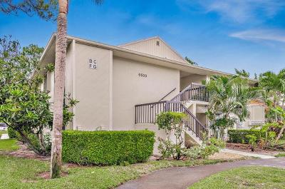 Jupiter Condo For Sale: 6500 Chasewood Drive #F
