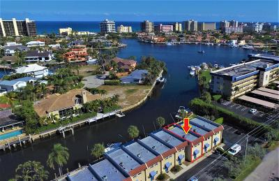 Delray Beach Townhouse For Sale: 3135 Spanish Trail #18