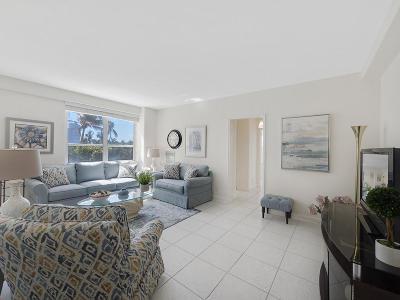 Palm Beach Condo For Sale: 2730 S Ocean Boulevard #210