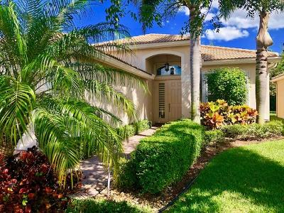 Boynton Beach Single Family Home For Sale: 10552 Stone Garden Drive
