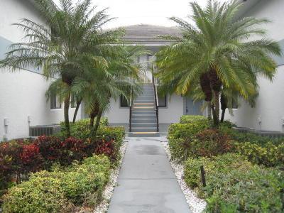 Delray Beach Rental For Rent: 15011 Ashland Circle #7
