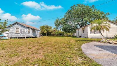 Lake Worth Multi Family Home For Sale: 4544 Davis Road