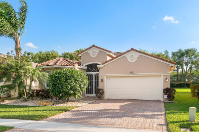 Boynton Beach Single Family Home For Sale: 12347 Landrum Way
