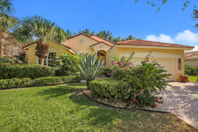 Boynton Beach Single Family Home For Sale: 7564 Monticello Way