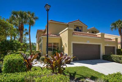 Boca Raton Townhouse For Sale: 10490 Lake Vista Circle