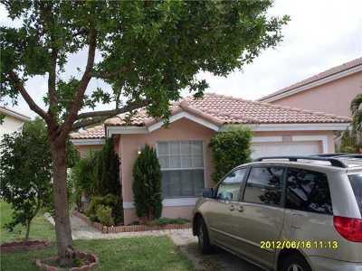 West Palm Beach Single Family Home For Sale: 6655 Duval Avenue