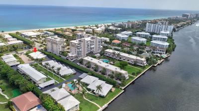 Delray Beach Condo For Sale: 1920 S Ocean Boulevard #3-K