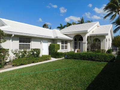 West Palm Beach Single Family Home For Sale: 2760 White Wing Lane