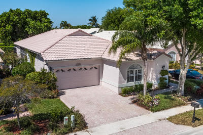 Boca Raton Single Family Home For Sale: 23439 Alzira Circle