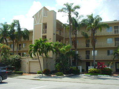 Delray Beach Rental For Rent: 14307 Bedford Drive #303