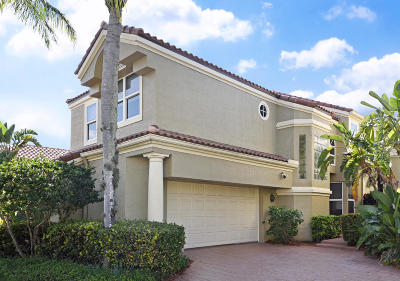 Boca Raton Single Family Home For Sale: 17595 Tiffany Trace Drive