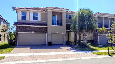 Coconut Creek Single Family Home For Sale: 4543 San Mellina Drive