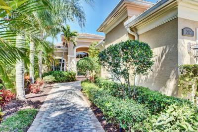 Palm Beach Gardens Single Family Home For Sale: 297 Porto Vecchio Way