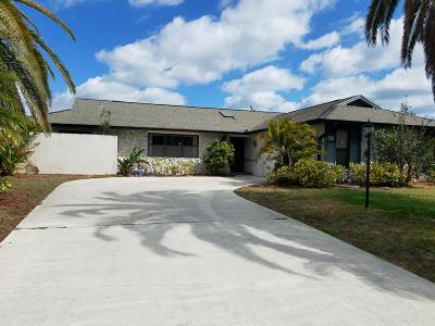 Port Saint Lucie Single Family Home For Sale: 931 SE Candle Avenue