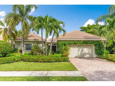 Palm Beach Gardens Single Family Home For Sale: 115 Chasewood Circle